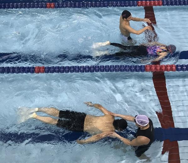 水泳マスターズ中級