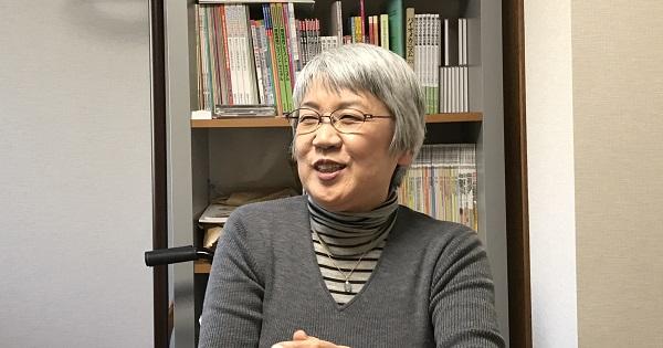 講師の岩波君代先生の話は、長年の経験と研究、そして確かな技術に裏打ちされている