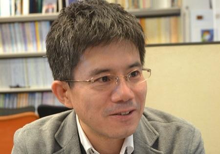 伊代田岳史先生