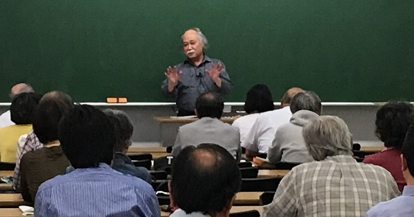 國學院大學教授、新谷尚紀先生