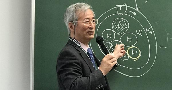 東京農業大学・田中越郎教授