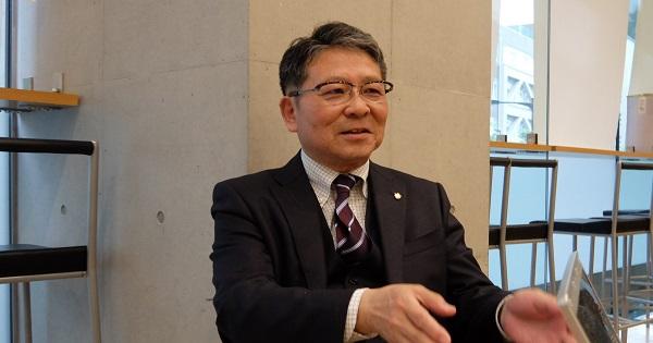 国士舘大学教授の藤森馨先生